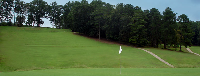 Alfred Tup Holmes Golf Course in Atlanta, GA Featured Hole