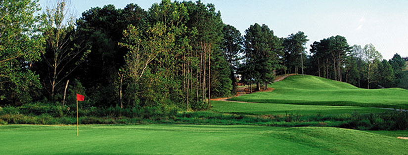 The Golf Club at Bradshaw Farm in Woodstock, GA Featured Hole