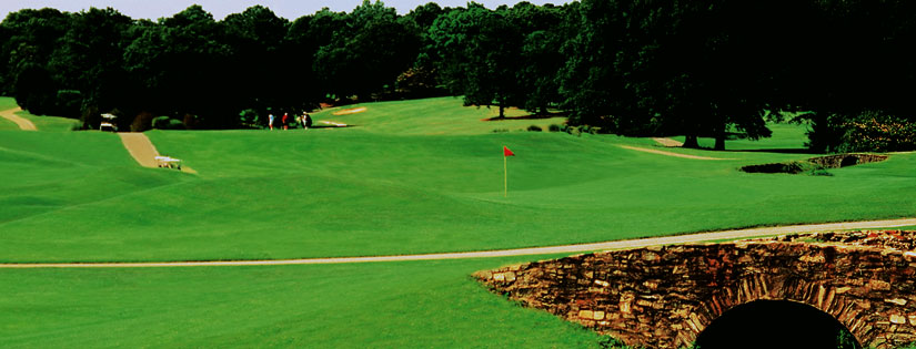 North Fulton Golf Course in Atlanta, GA Featured Hole