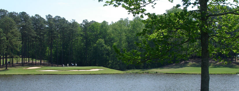 The Trophy Club of Atlanta in Alpharetta, GA Featured Hole